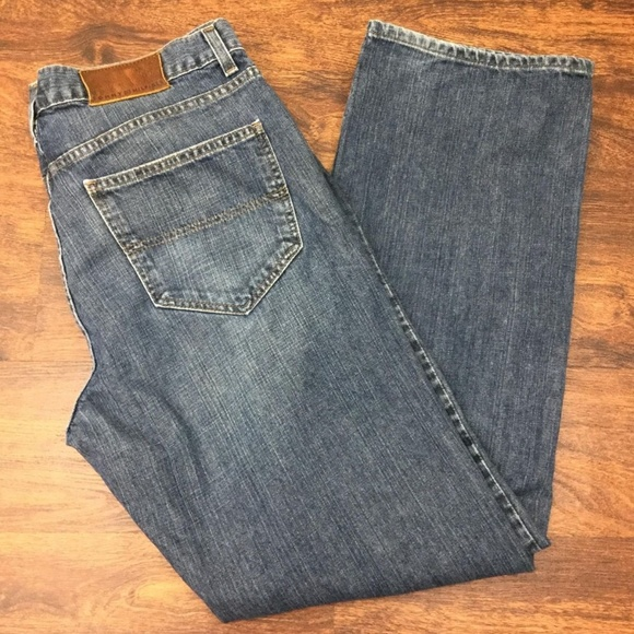 731b880ac0c53 TOMMY HILFIGER Jeans | Mens Straight Blue Denim | Poshmark